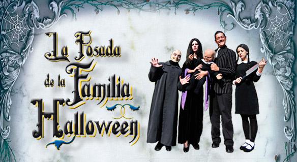 La Casa della Famiglia Halloween