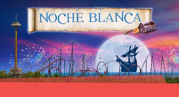 Notte Bianca a PortAventura