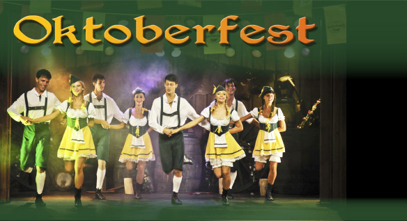 Oktoberfest a PortAventura