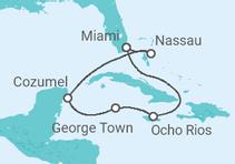 Giamaica e Bhamas + Hotel a Miami