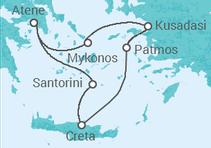 Isole Greche con soggiorno ad Atene