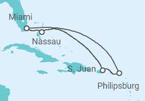 Sognando i Caraibi + Hotel a Miami