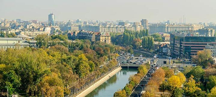 Voli economici a Bucarest