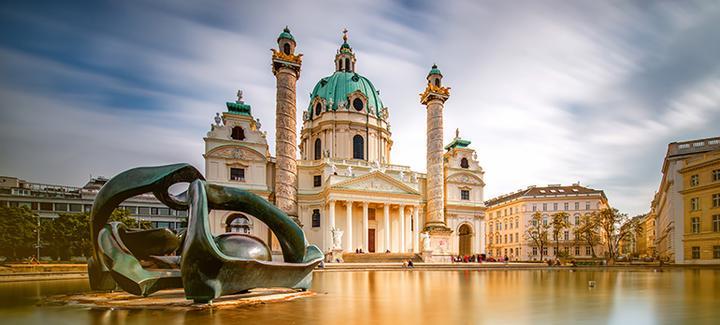 Voli economici a Vienna