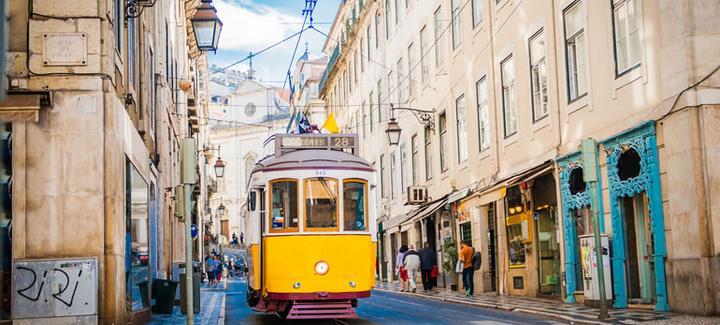 Miglior prezzo da Milano a Lisbona