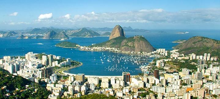 Miglior prezzo da Roma a Rio de Janeiro