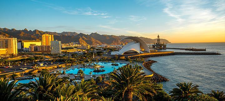 Miglior prezzo da Milano a Tenerife