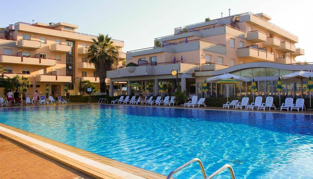 IHR Residence Club Hotel Le Terrazze, Grottammare - Logitravel