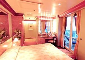 Categoria GS - Gran Suite con balcone GS