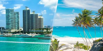 Stati Uniti e Barbados (Piccole Antille)
