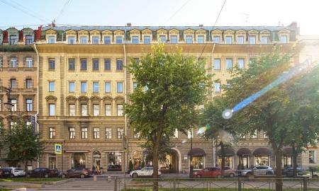 Apartments Kaleydoskop Puteshestviy, San …