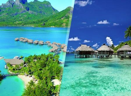 Combinati Esotici Tahiti da € 2.395. I migliori tour al miglior ...