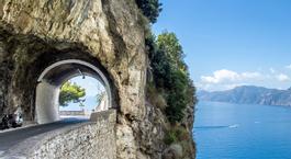 Campania: Percorso della Costiera Amalfitana e Napoli